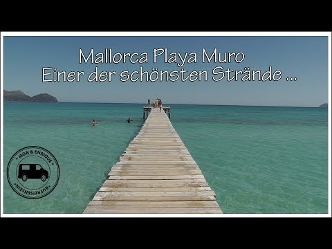Playa Muro - traumhafter Strand - Mallorca Tipp 2