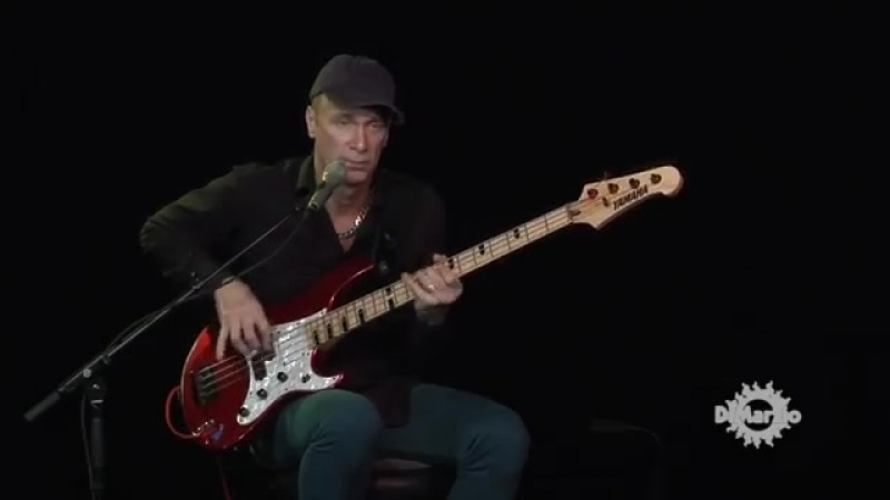 Billy Sheehan's Secret Tricks