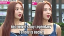 Red Velvet Joy legendary Fanboy is Back