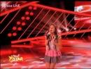 Oana Tabultoc 12 лет - Любовь, похожая на сон (Алла Пугачёва)