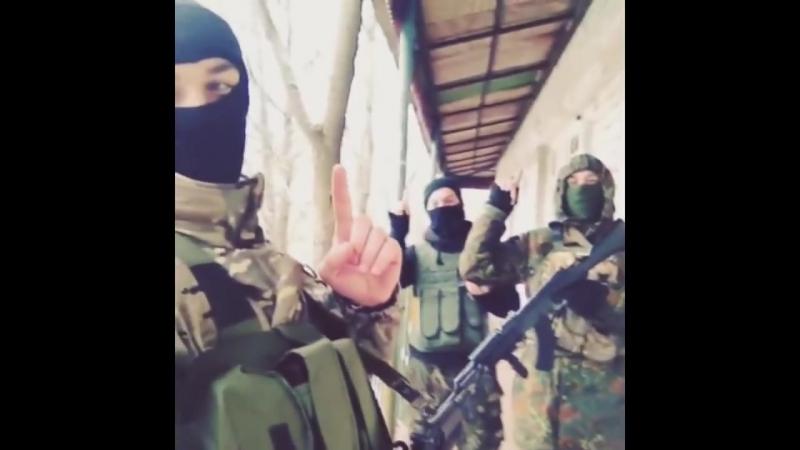 Deni Mad (Моджахед, батальон Торнадо) - Мизантроп