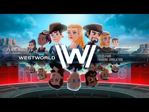 Westworld android game first look gameplay español