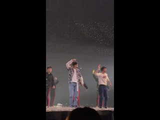 [FANCAM] 180715 Coming Over (D.O. and Suho Focus) @ The ElyXiOn [dot] in Seoul D3