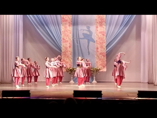 Андижанская полька (узбекский танец ). 5 июня 2018