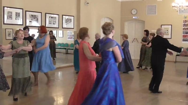 танец Падепатинер