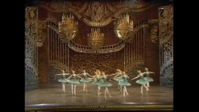 The Nutcracker / П.И. Чайковский - Щелкунчик (R. Nureyev, M. Park) 1968