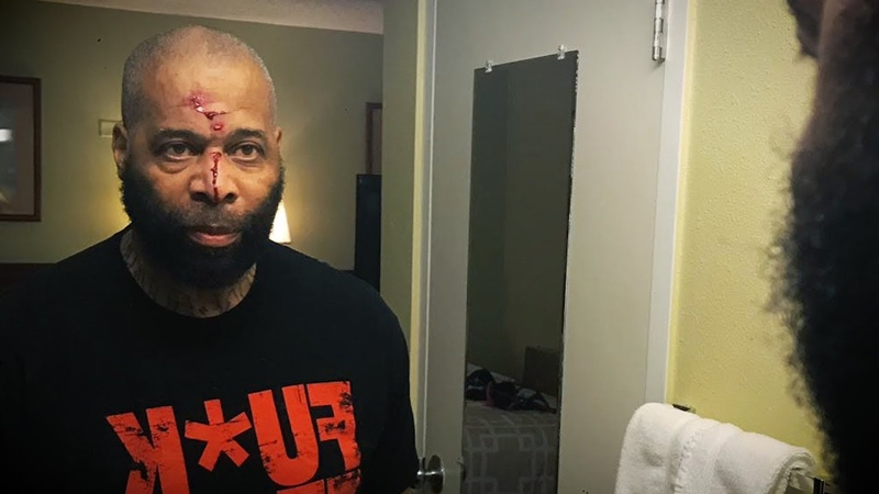 C.T. FLETCHER- BEATEN NOT BROKEN