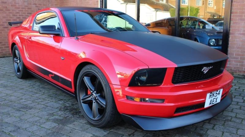 Ford Mustang (2005) Steeda Autosports 4.0 - POV TEST DRIVE
