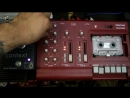 4 TRACK TAPE LOOPS RED PANDA CONTEXT LIVE AMBIENT-DRONE EXPERIMENTS
