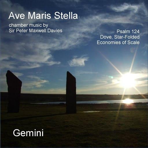 Gemini альбом Maxwell Davis, Peter: Ave Maris Stella