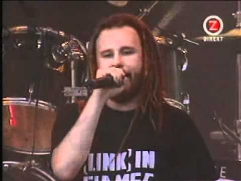 In Flames - Colony (Live At Hultsfred 2003)