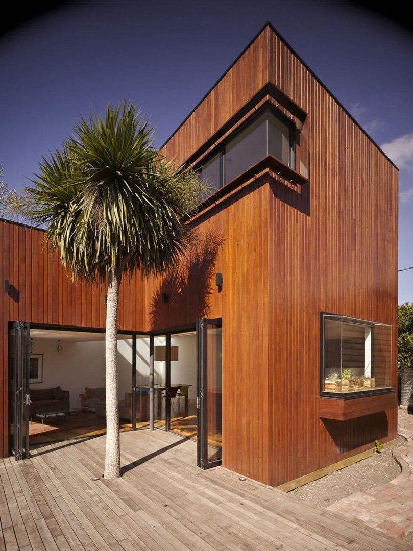 Barrow House / Andrew Maynard Architects
