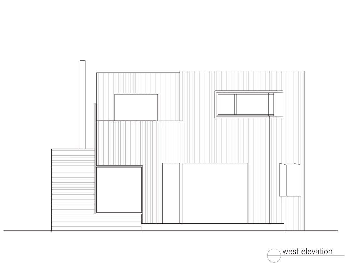 Barrow House / Andrew Maynard Architects