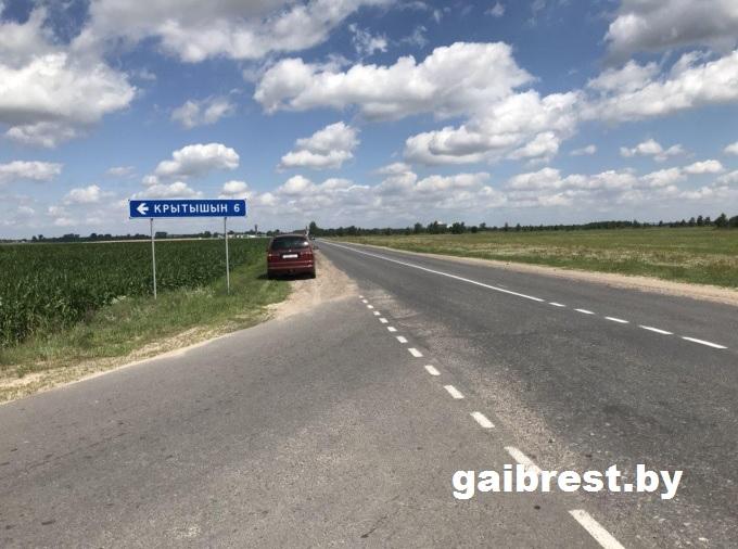 В Ивановском районе на Р-144 совершён наезд на велосипедистку