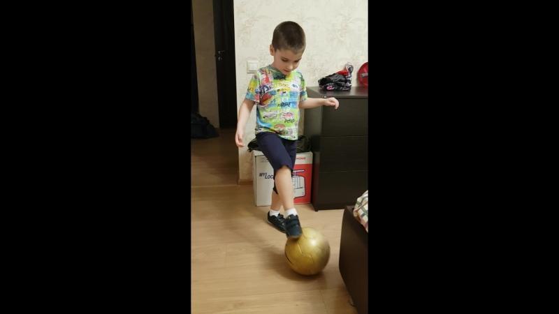 Ведение мяча (3) - Лукинская - Трубицын Дмитрий