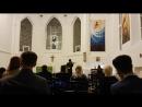 Англиканский собор Святого Андрея. - А.Вивальди. Времена года. Весна. Скрипка Денис Гасанов, орган Анна Суслова