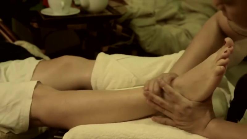 Тайский массаж ног в Сиам рефлексология стоп