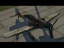 DCS World Fw.190D-9 Запуск, взлёт, посадка