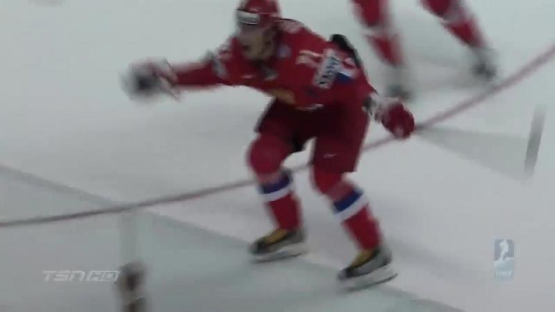 Россия-Канада 2008 ЧМ по хоккею