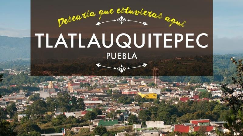 Mexico Pueblo Mágico de Tlatlauquitepec Puebla