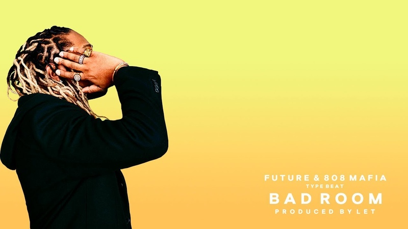 Future 808 Mafia Type Beat - Bad Room | Rap/Trap Instrumental 2018 | Prod. By Let