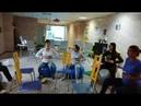 Занятие по подготовке к родам в учебном центре ПАПАМАМА Челябинск