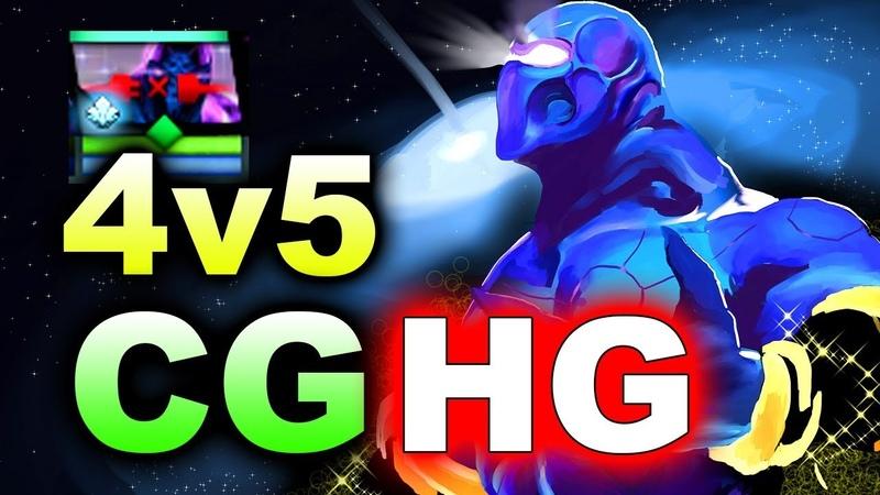 4 vs 5 GAME Clutch Gamers vs HighGround SEA joinDOTA League Dota 2