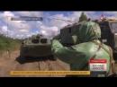 Ядовитая атака войска РХБЗ спасли войска от «заражения» неизвестным веществом