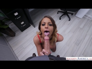 Brooklyn Chase [Big Tits, Blow Job, Bubble Butt, Facial, Innie Pussy, Lingerie, POV, Shaved, Stockings, Titty Fucking]
