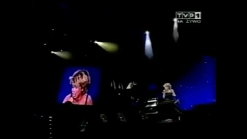 Tina Turner - Help! (Live in Sopot) 70 лет