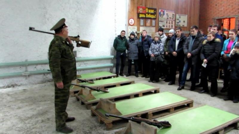 Турнир по стрельбе из мелкокалиберной винтовки 17.02.18
