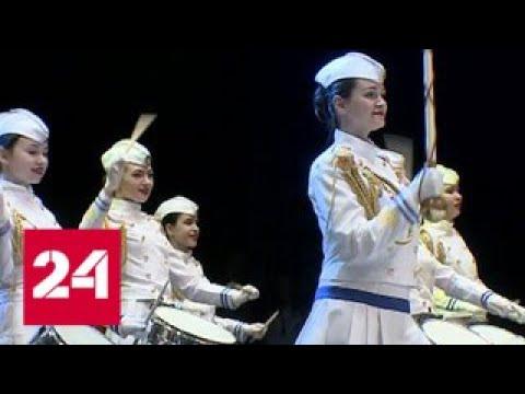 Команда Москвы стала победителем XVII Дельфийских игр - Россия 24