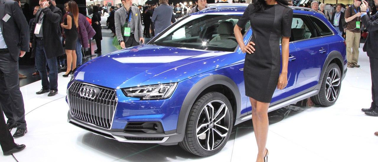 Новый Audi A4: представлена «внедорожная» версия
