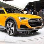 Audi решила перейти на водород