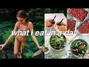 WHAT I EAT IN A DAY 2018 ( healthy how I stay fit ) | Olivia Rouyre