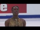 European Championships 2018. Ladies - SP. Mae Berenice MEITE