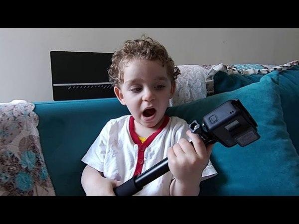 Emirin kamerasını kim aldı Johny Johny Yes Papa