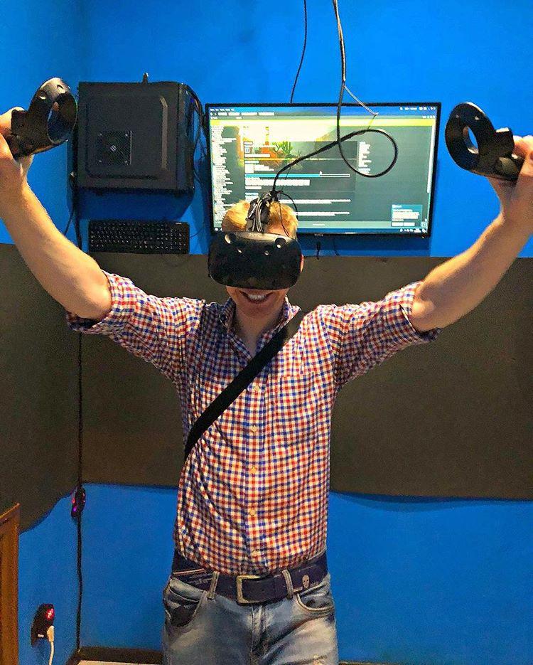 xtxc vJdVU0 - Виртуальная реальность