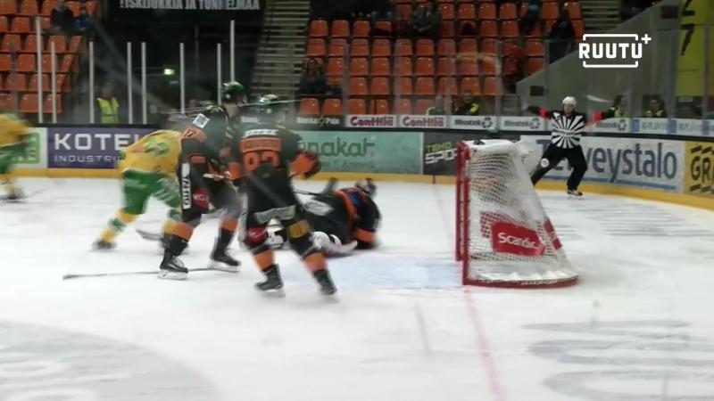 KooKoo - Ilves 2:3 (Обзор матча) Финский Хоккей╞╬═╡Suomen Jääkiekko