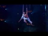 Воздушные гимнасты (Цирк Дю солей) -Дух захватывает!