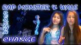 RAP MONSTER &amp WALE 'CHANGE' MV REACTION РЕАКЦИЯ