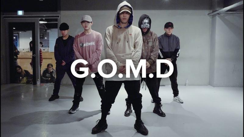 G.O.M.D - J. Cole / Junsun Yoo Choreography