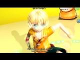 Vokaloids Len and Rin