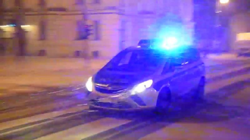 Berlin- Charlottenburg- Polizei findet große Menge Munition in Tiefgarage