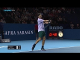 Highlights  Federer Beats del Potro For 8th Basel Title 2017