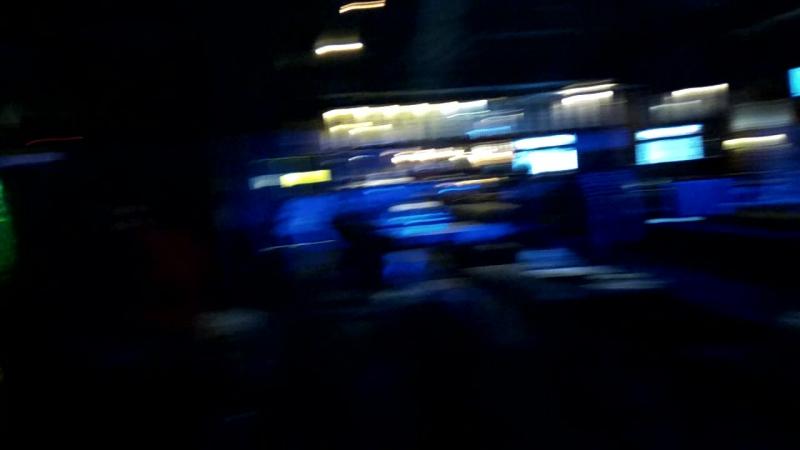 7.12.17 22.ч59 мин. Опоздала на концерт Умки. Клуб Афиша. Комсомольская.