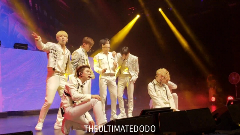 [VK][180725] MONSTA X fancam - Tropical Night @ THE 2nd WORLD TOUR THE CONNECT in Atlanta