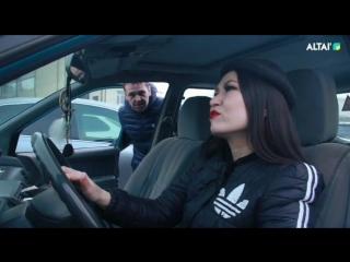 Если бы девушки были таксистами