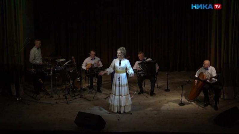 Сольный концерт Полины Замковой