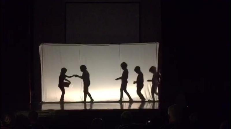 Театр Теней « История одного города»